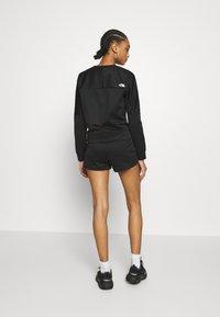 The North Face - TRAIN LOGO  - Shorts - black - 2
