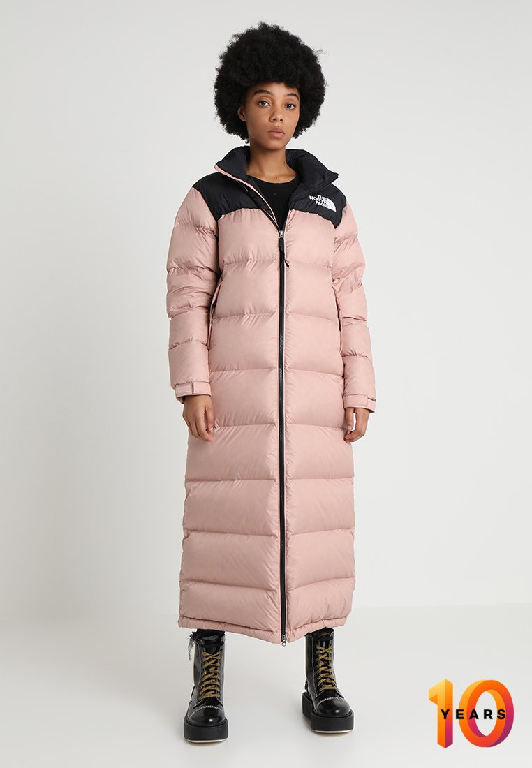 The North Face - NUPTSE DUSTER - Down coat - rose