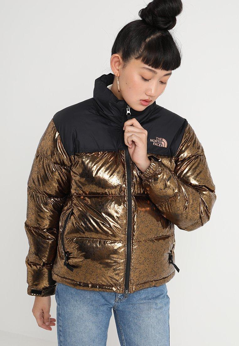 The North Face - 1996 RETRO NUPTSE - Down jacket - metallic copper