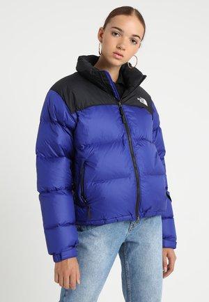 1996 RETRO NUPTSE - Down jacket - aztec blue