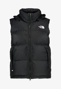 The North Face - 1996 RETRO NUPTSE - Waistcoat - black - 6