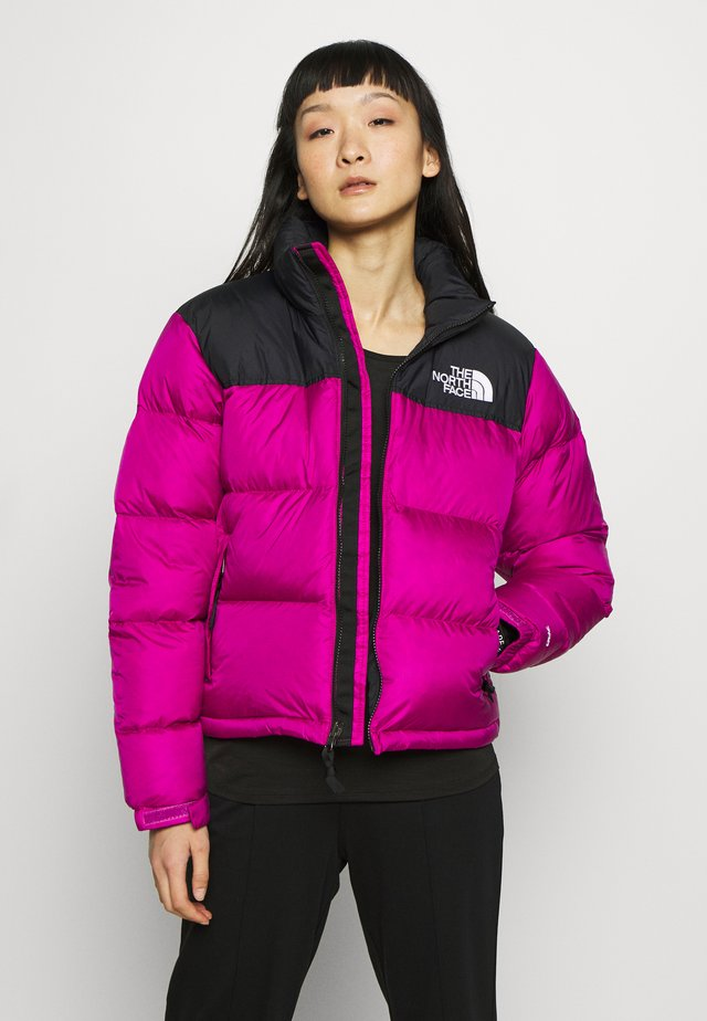 RETRO NUPTSE JACKET - Down jacket - hero purple