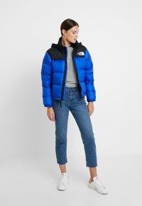 The North Face - RETRO NUPTSE JACKET - Down jacket - blue - 1