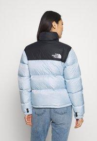 The North Face - RETRO NUPTSE JACKET - Down jacket - blue - 2