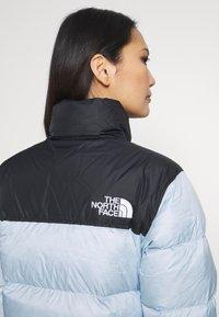 The North Face - RETRO NUPTSE JACKET - Down jacket - blue - 5