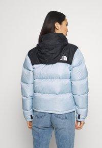 The North Face - RETRO NUPTSE JACKET - Down jacket - blue - 3