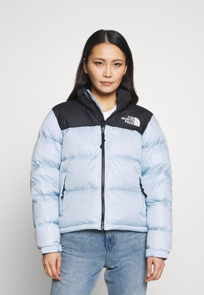 The North Face - RETRO NUPTSE JACKET - Down jacket - blue