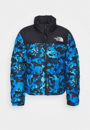 RETRO NUPTSE JACKET - Down jacket - clear lake blue