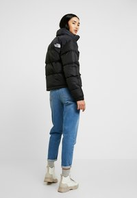 The North Face - RETRO NUPTSE JACKET - Down jacket - black - 2