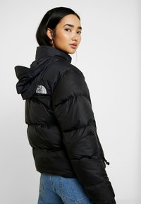 The North Face - RETRO NUPTSE JACKET - Down jacket - black - 3