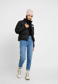 The North Face - RETRO NUPTSE JACKET - Down jacket - black - 1