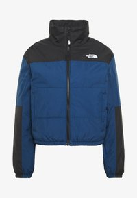 The North Face - GOSEI PUFFER - Giacca da mezza stagione - blue wing teal - 3