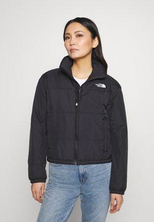 GOSEI PUFFER - Light jacket - black