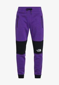 The North Face - HIMALAYAN PANT - Spodnie treningowe - hero purple/black - 3