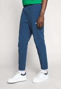 The North Face - TECH PANT - Spodnie treningowe - blue wing teal - 0