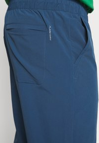 The North Face - TECH PANT - Spodnie treningowe - blue wing teal - 4