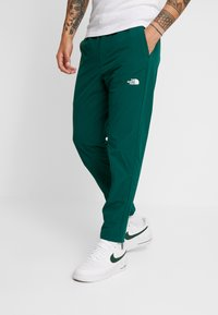 The North Face - TECH PANT - Trainingsbroek - night green - 0
