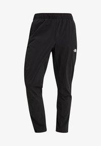 The North Face - TECH PANT - Trainingsbroek - black/white - 5