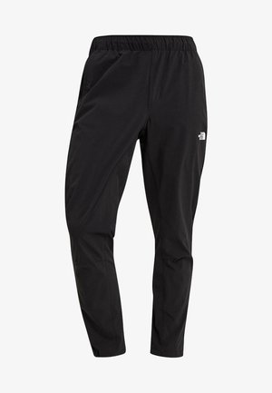TECH PANT - Joggebukse - black/white
