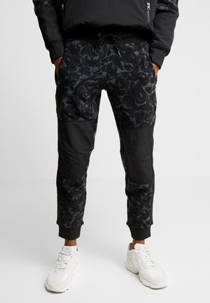 RAGE CLASSIC PANT - Tracksuit bottoms - asphalt grey