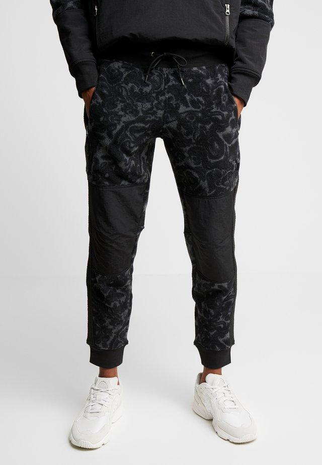 RAGE CLASSIC PANT - Spodnie treningowe - asphalt grey