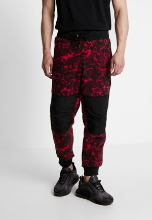 RAGE CLASSIC PANT - Tracksuit bottoms - rose red