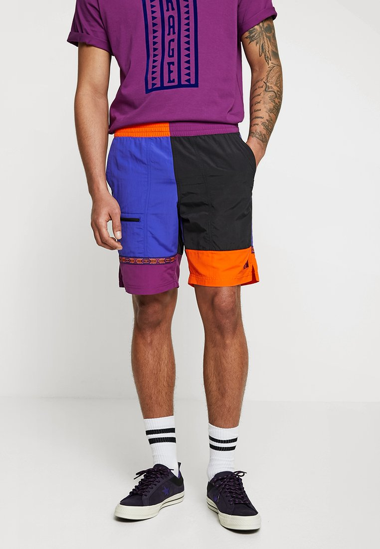 The North Face - '92 RAGE LOUNGER - Shorts - aztec blue/rage combo