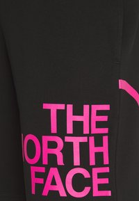 The North Face - GRAPHIC - Szorty - black/pink - 2