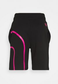 The North Face - GRAPHIC - Szorty - black/pink - 1