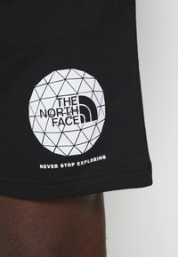 The North Face - GEODOME - Tracksuit bottoms - black - 4