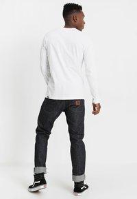 The North Face - FINE - Bluzka z długim rękawem - white - 2