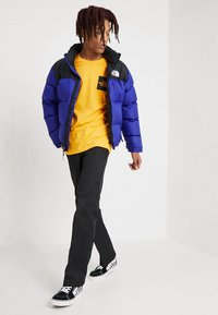 The North Face - FINE - Bluzka z długim rękawem - zinnia orange - 1