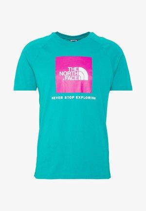 RAG BOX - T-shirt imprimé - jaiden green