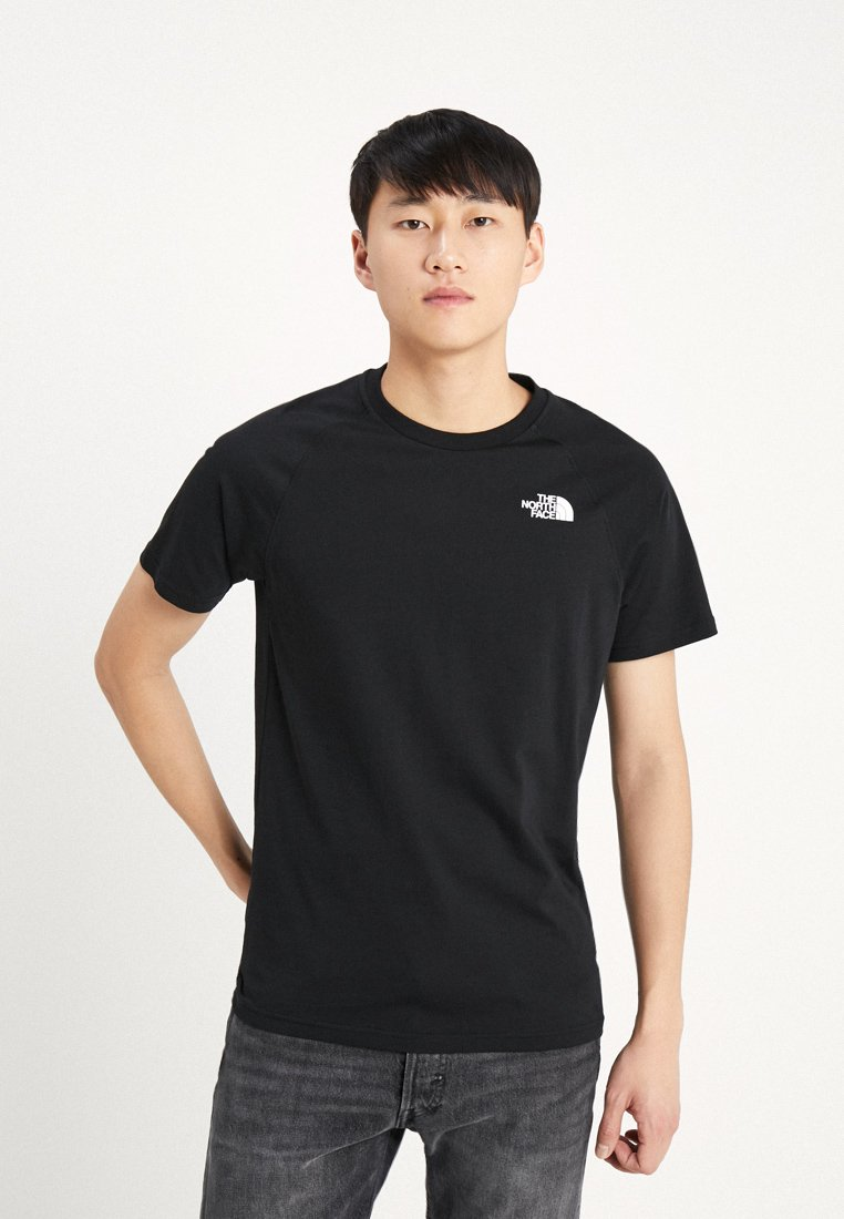 The North Face - RAG DO TEE - T-shirt print - black