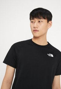 The North Face - RAG DO TEE - Printtipaita - black - 4