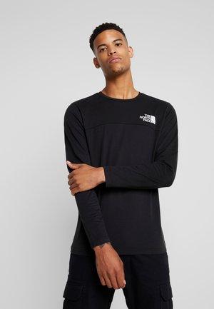HIMALAYAN TEE - T-shirt à manches longues -  black