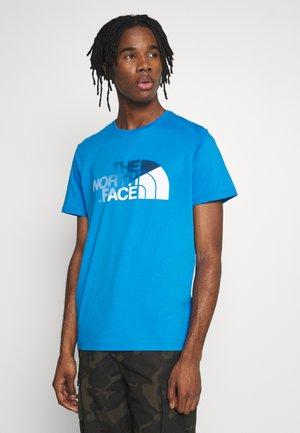T-shirt imprimé - clear lake blue/white