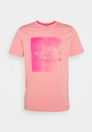 T-shirt z nadrukiem - mauveglow