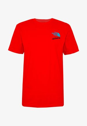 EXTREME TEE - T-shirt print - fiery red