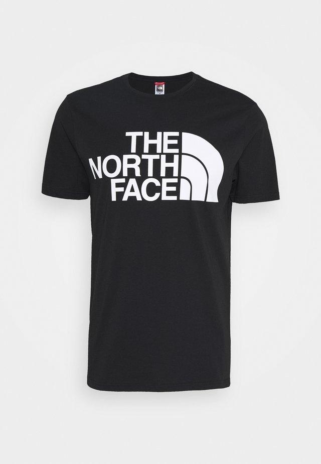 STANDARD TEE - T-shirt print - black