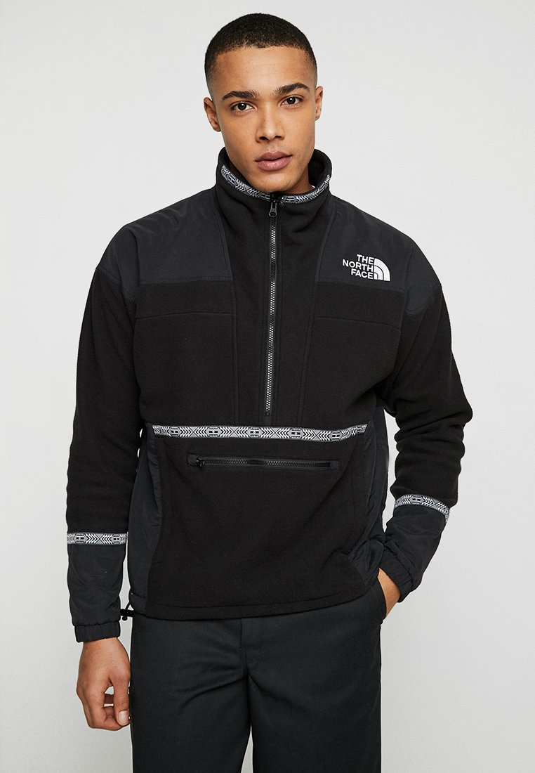 The North Face - '92 RAGE ANORAK - Sweat polaire - black