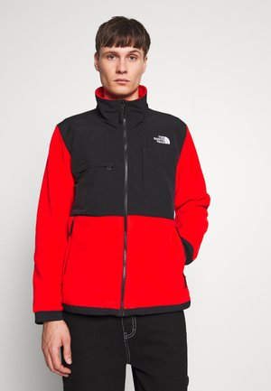 DENALI JACKET  - Forro polar - fiery red