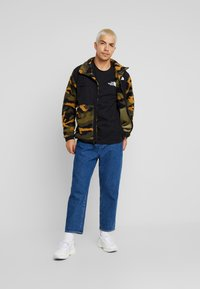 The North Face - DENALI JACKET  - Fleecejas - burntolive - 1