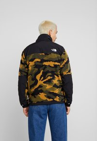 The North Face - DENALI JACKET  - Fleecejas - burntolive - 2