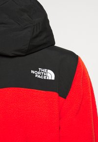 The North Face - DENALI ANORAK - Jersey con capucha - fiery red - 7