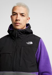 The North Face - DENALI ANORAK - Bluza z kapturem - hero purple - 4