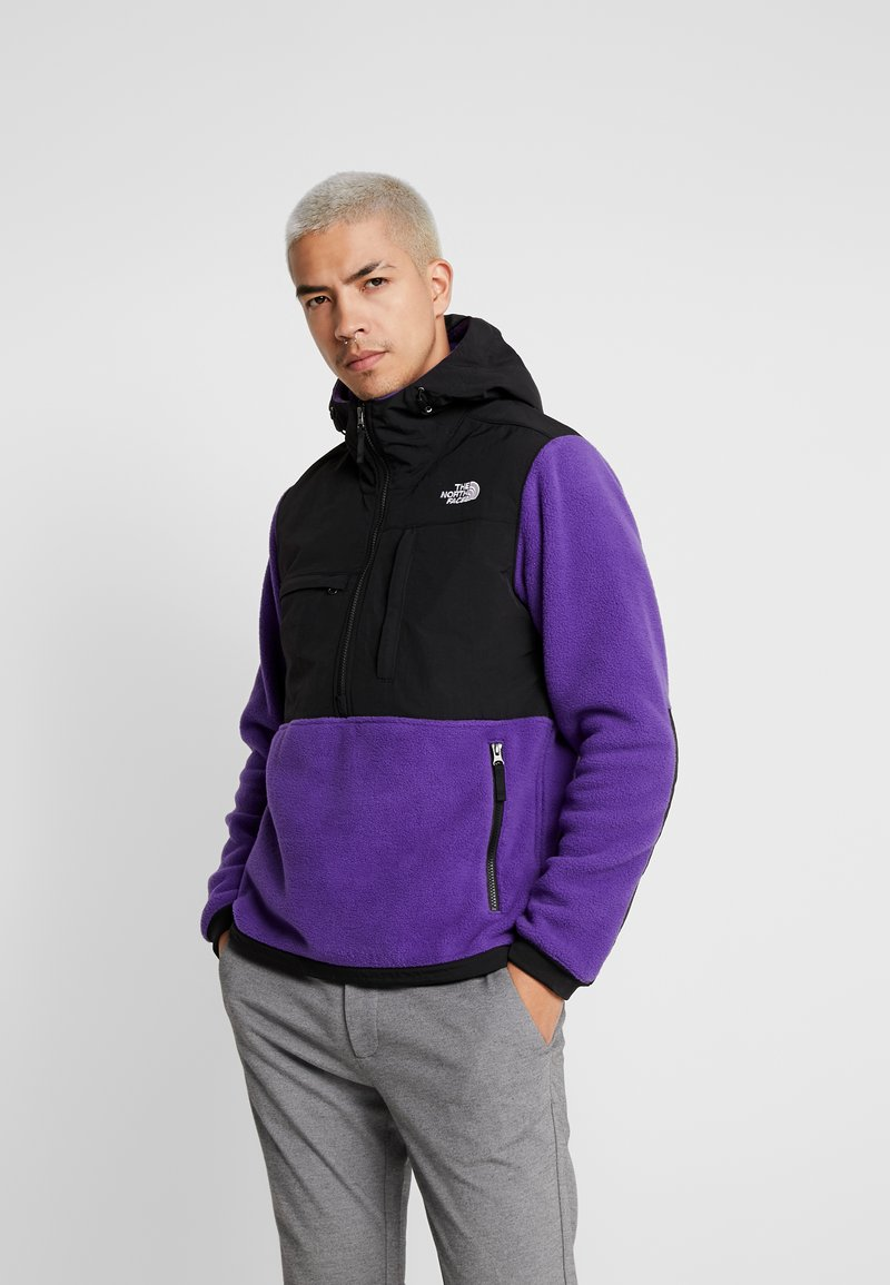 The North Face - DENALI ANORAK - Bluza z kapturem - hero purple