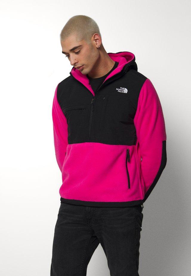 DENALI ANORAK - Jersey con capucha - mr. pink