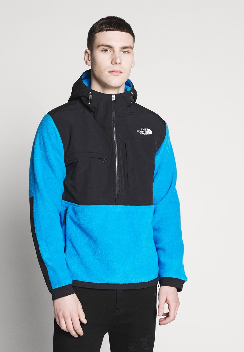 The North Face - DENALI ANORAK - Hoodie - clear lake blue