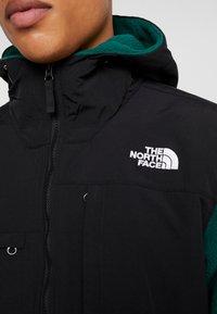 The North Face - DENALI ANORAK - Huppari - night green - 3